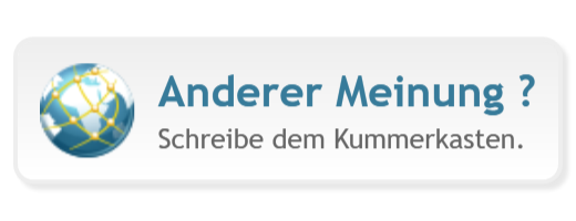 Anderer Meinung ?
